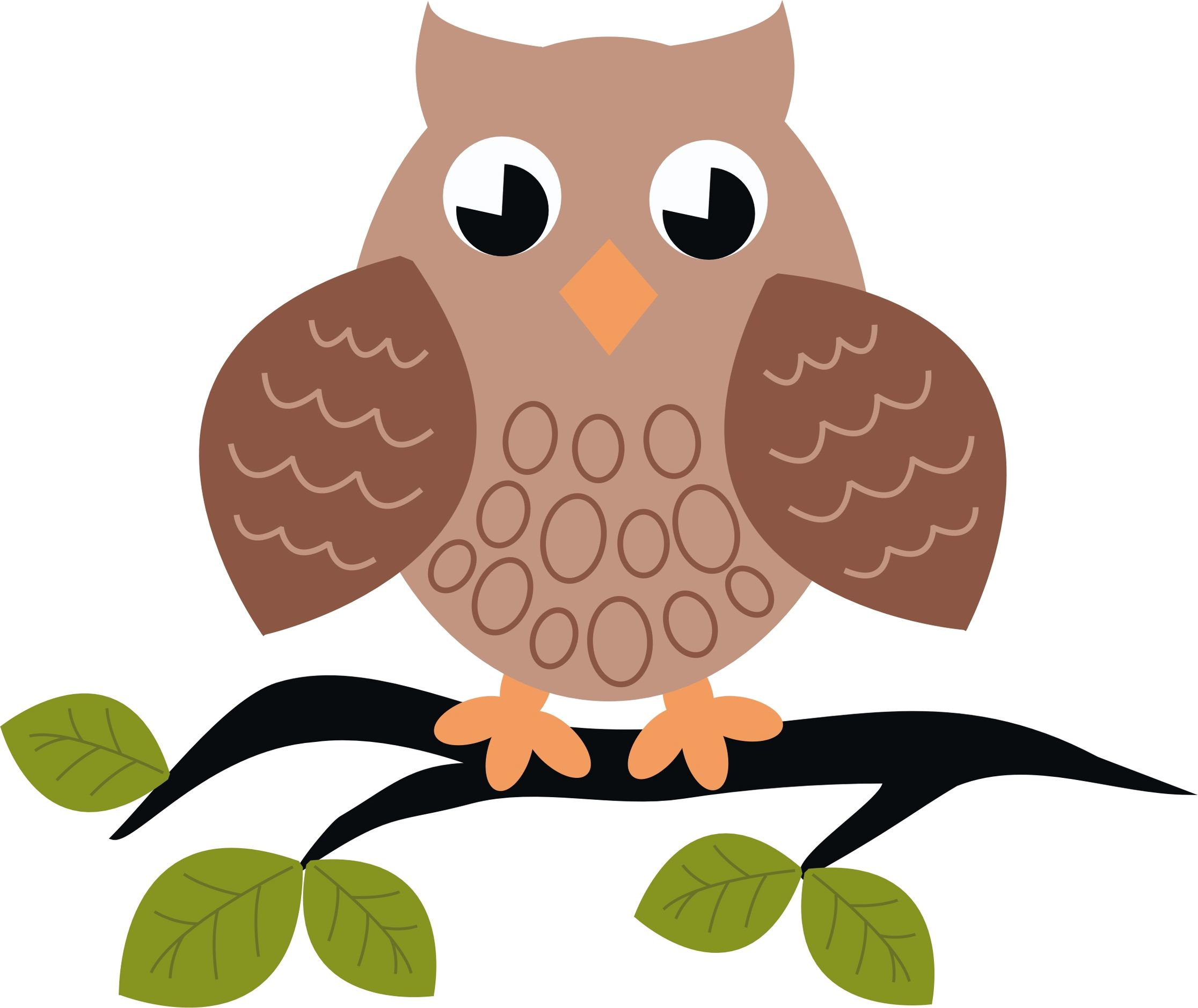 Sizzling image pertaining to printable owl pattern